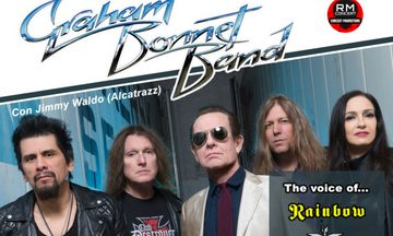 GRAHAM BONNET BAND + DEAF LEOPARD TRIBUTE