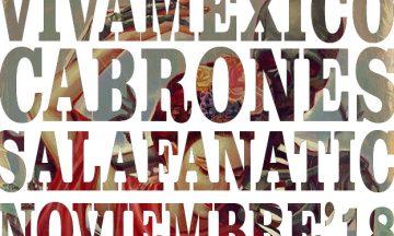 Próximamente…. VIVA MÉXICO CABRONES.