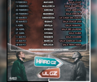 "HARD GZ TOUR ""VERSUS"" 2019"