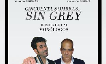 50 SOMBRAS SIN GREY por Juancho Bernabé y Fernando Bernal