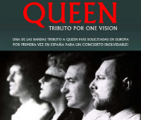 Queen tributo One Vision.