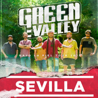Green Valley tour «Bajo la piel 2019»
