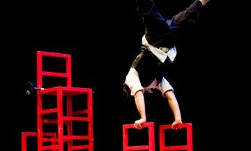 """""""Circo: Espectáculo mínimo"""" de Varuma Teatro"""