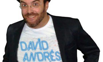 David Andrés García – Monólogos en Sevilla
