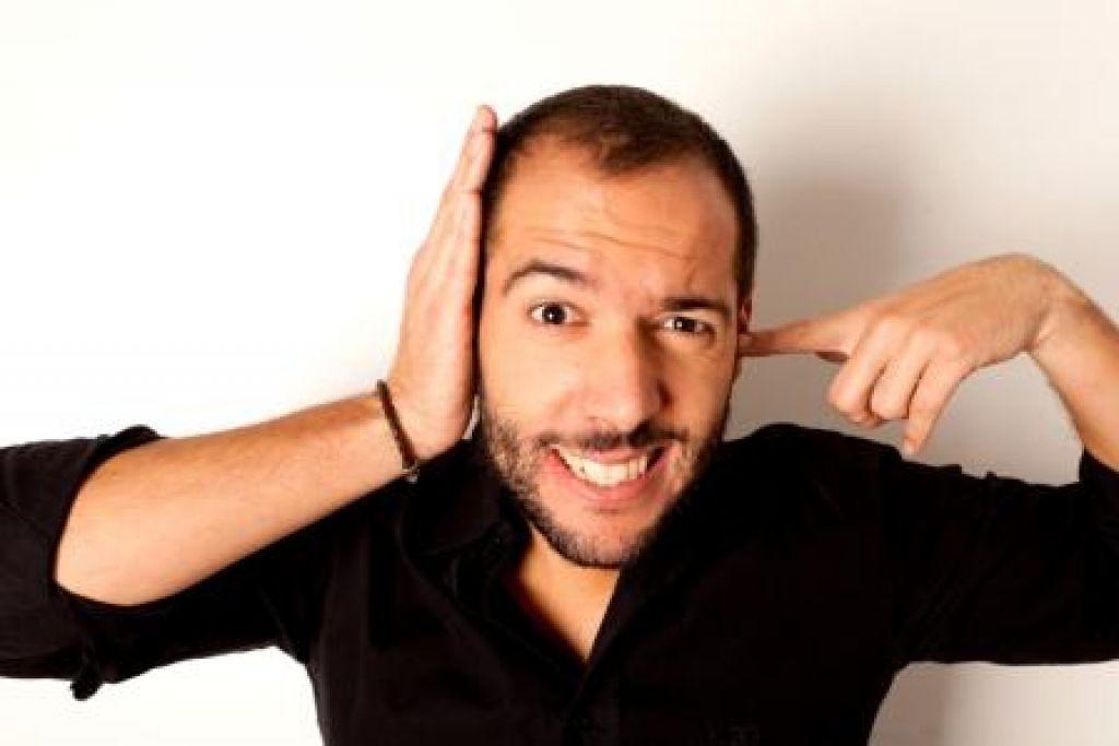 Manu Baeza – Monólogos en Sevilla