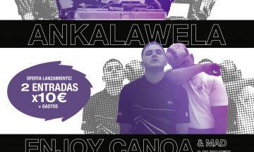 Ankalawela + Enjoy Canoa