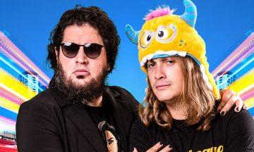 Jaime Caravaca & Grison Beatbox – Humor en Fanatic