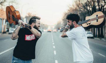 Josemi Carrasco y Pablo Vargas