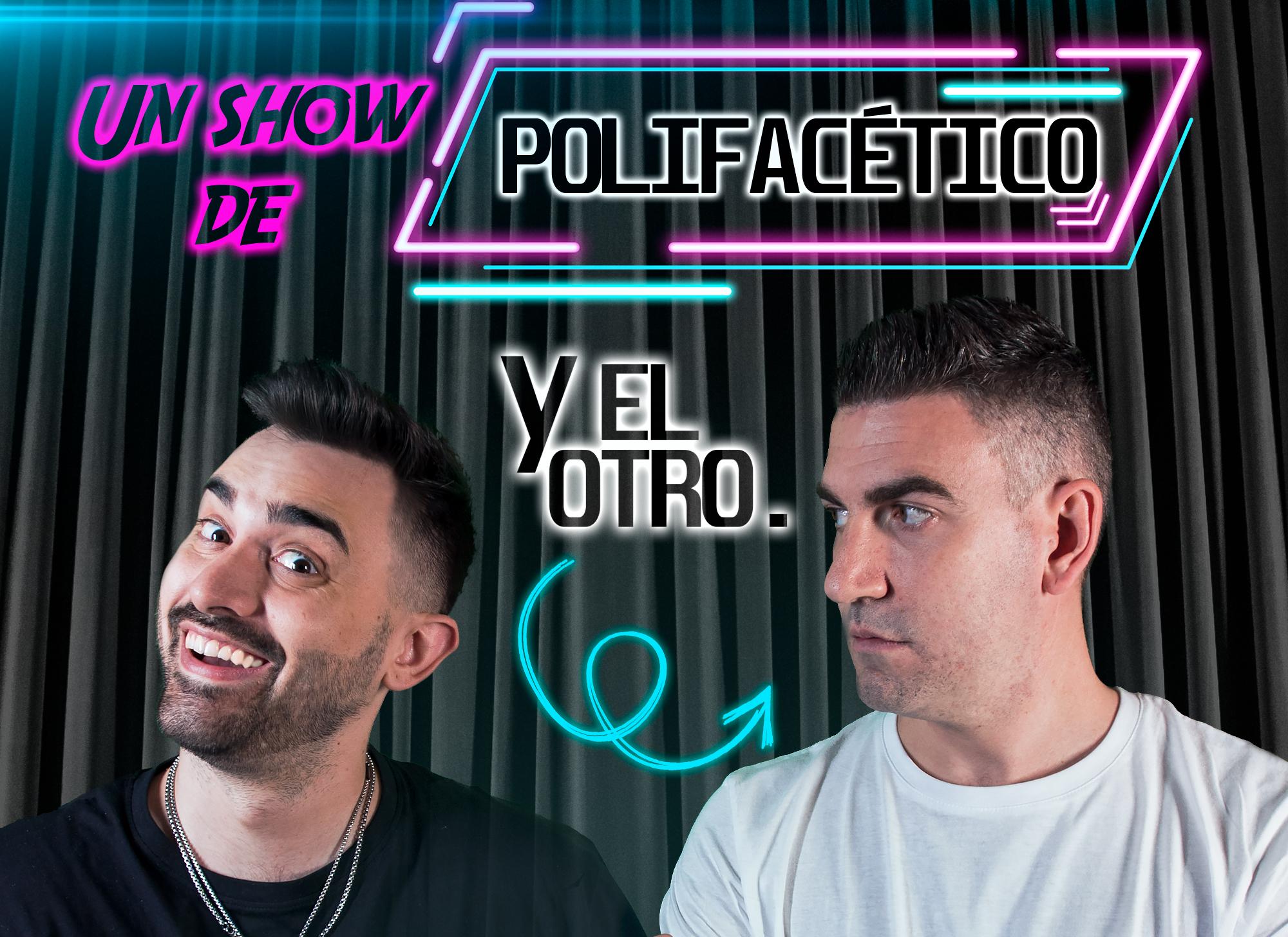 «Hermanos», un show de Polifacético y el otro